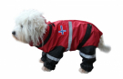 Dogs of Norway Regndress / Parkdress for hund