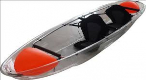 Bilde av Watercraft transparent kajakk