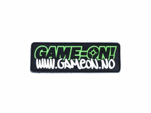 Bilde av Patch - Game-On Logo - PVC