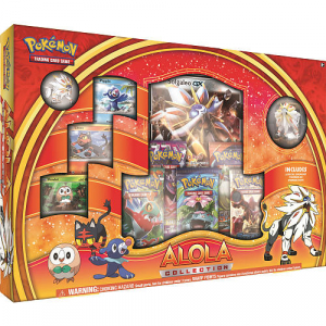 Bilde av Pokemon Alola Collection Box - Sun