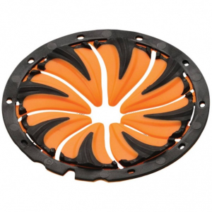 Bilde av Dye Rotor Speedfeed - Black/Orange
